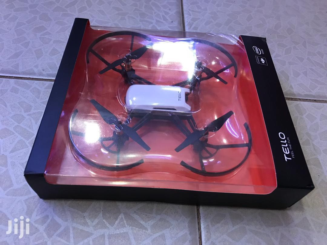 Archive: DJI Tello Drone