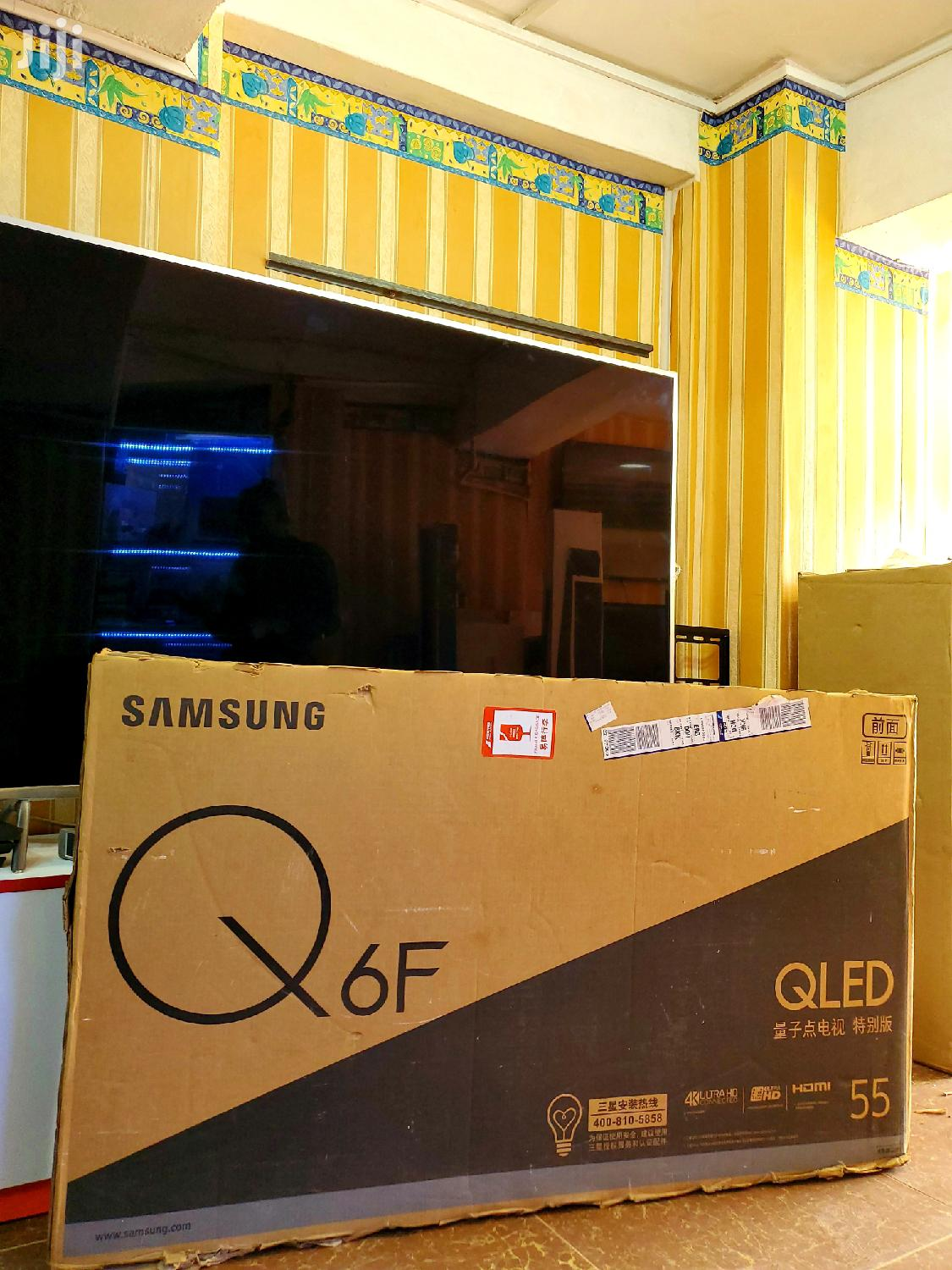 Brand New Samsung Qled Suhd Smart Tv 55 Inches