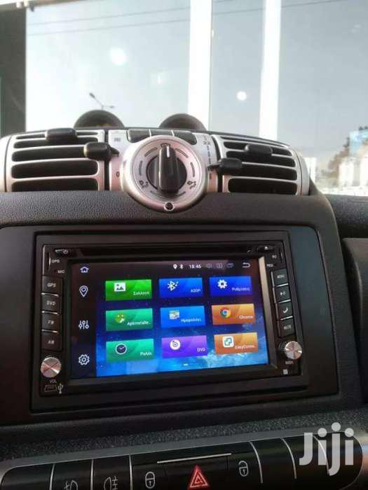 CAR RADIO NEW FASH