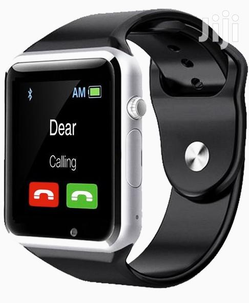 Archive: Unisex Advanced A-series Bluetooth Touch Screen Phone Smart Watch