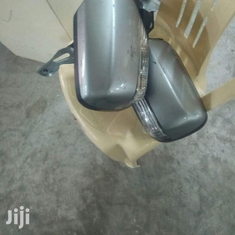 Subaru SG 5 Side Mirrors