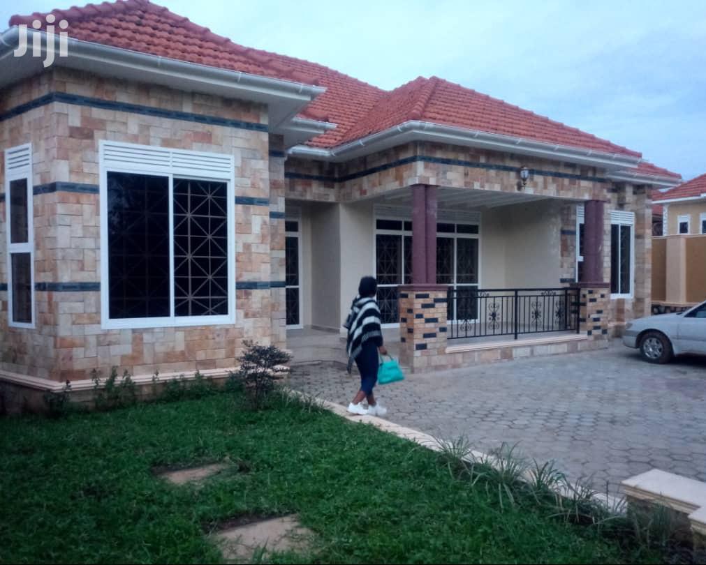 Kira New Four Bedroom House In Kira For Rent
