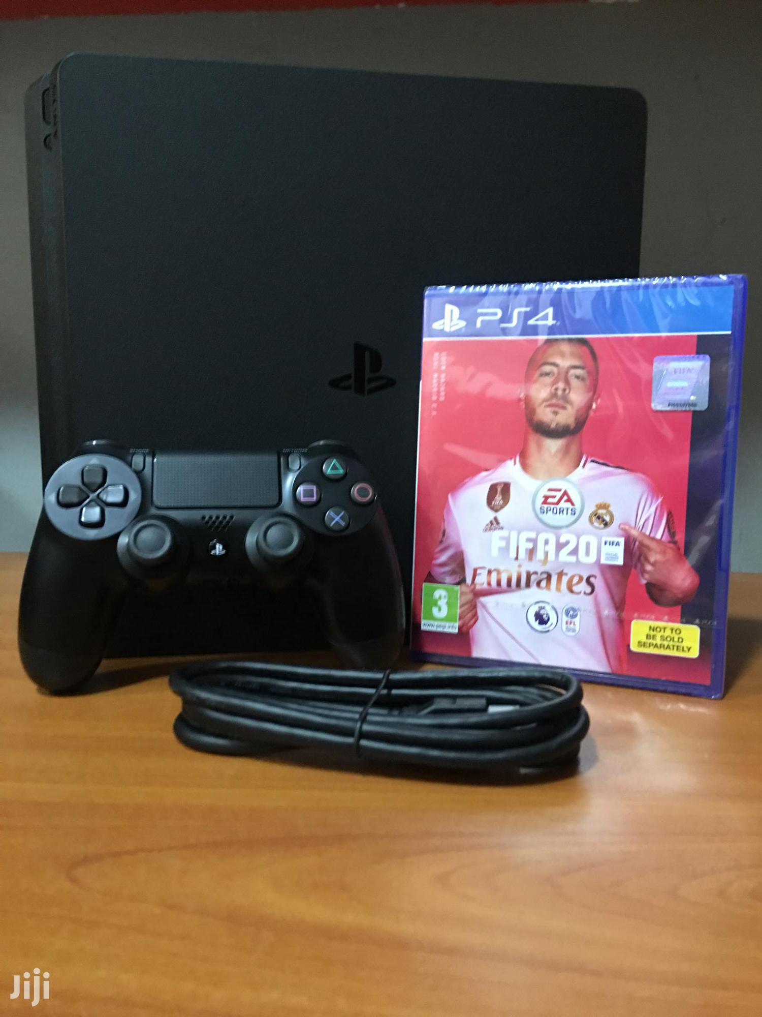 Archive: PS4 Slim With Fifa 20 With One Controller