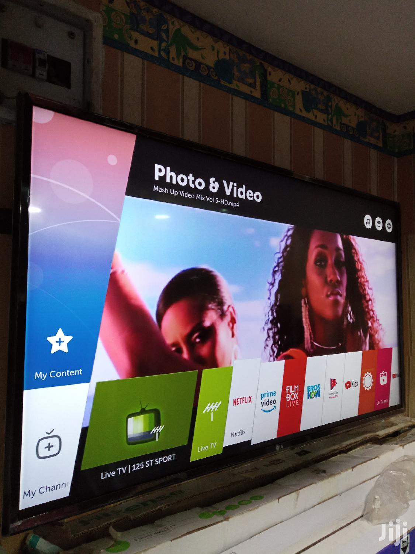 Brand New Lg 43inches Smart UHD 4k TV | TV & DVD Equipment for sale in Kampala, Central Region, Uganda