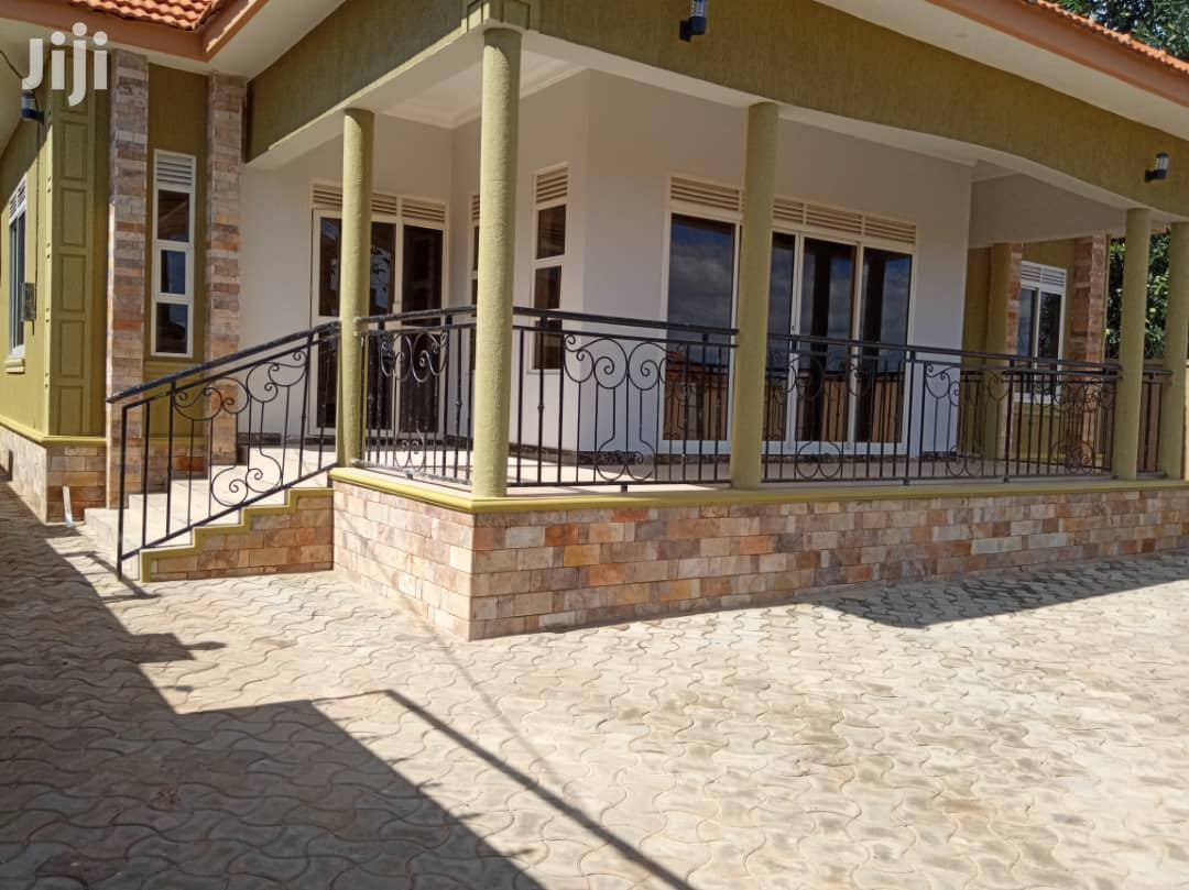 Archive: Four Bedroom House In Kira For Sale