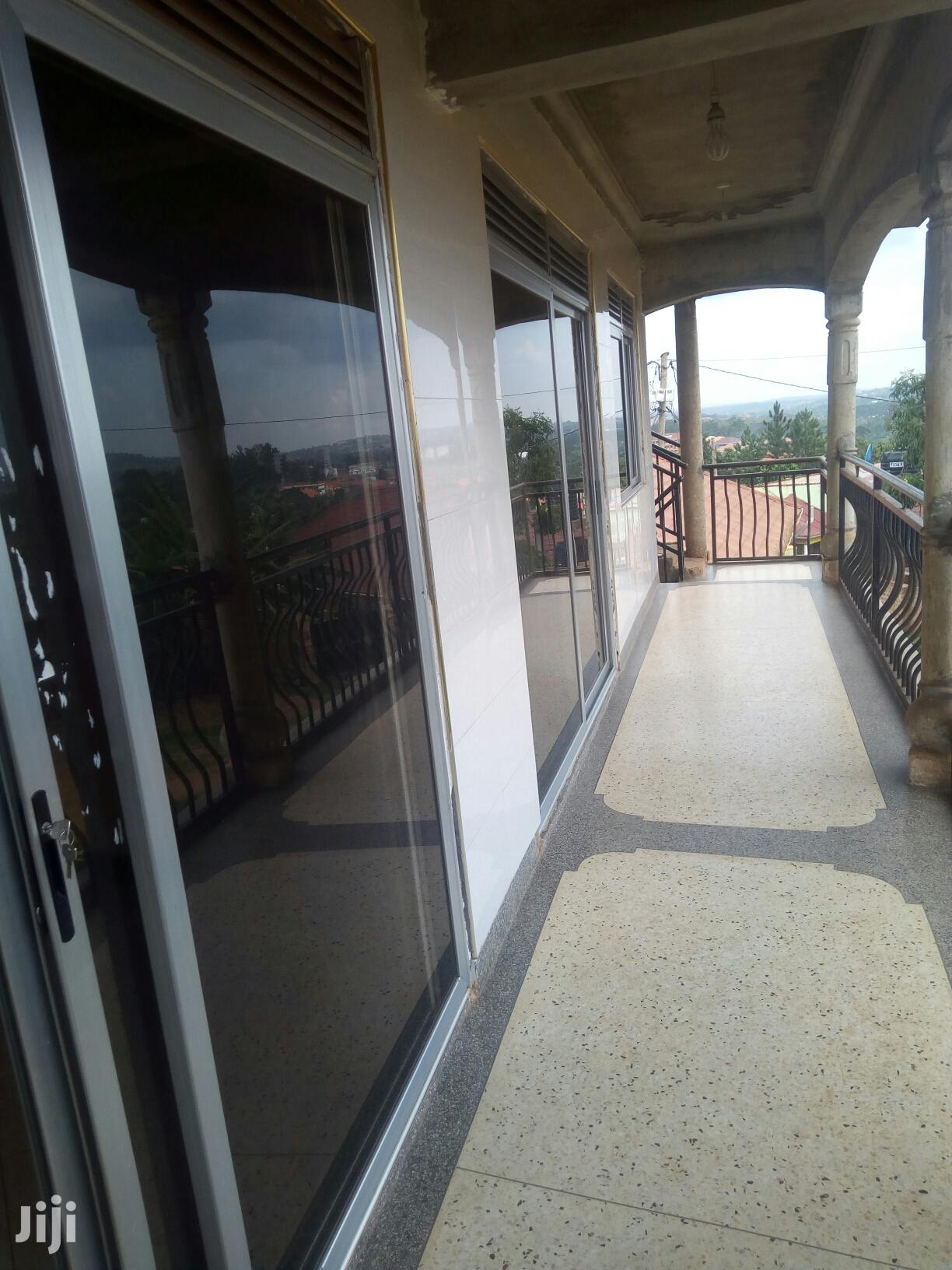 Spacious New Single Room for Rent in Bweyogerere Center.