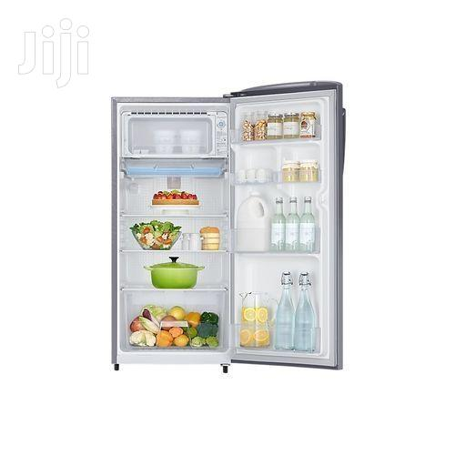 Samsung 230L 8cuft Single Door Refrigerator- Metal - Silver | Kitchen Appliances for sale in Kampala, Central Region, Uganda