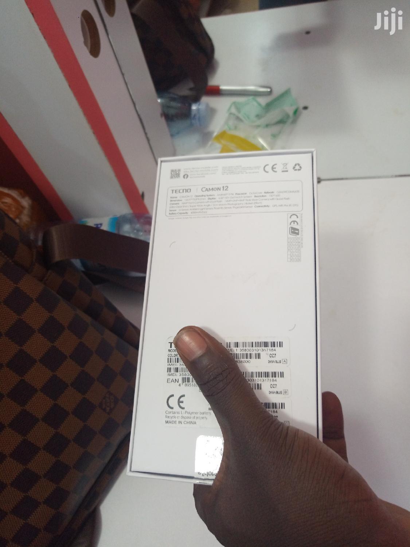 New Tecno Camon 12 64 GB Blue   Mobile Phones for sale in Kampala, Central Region, Uganda
