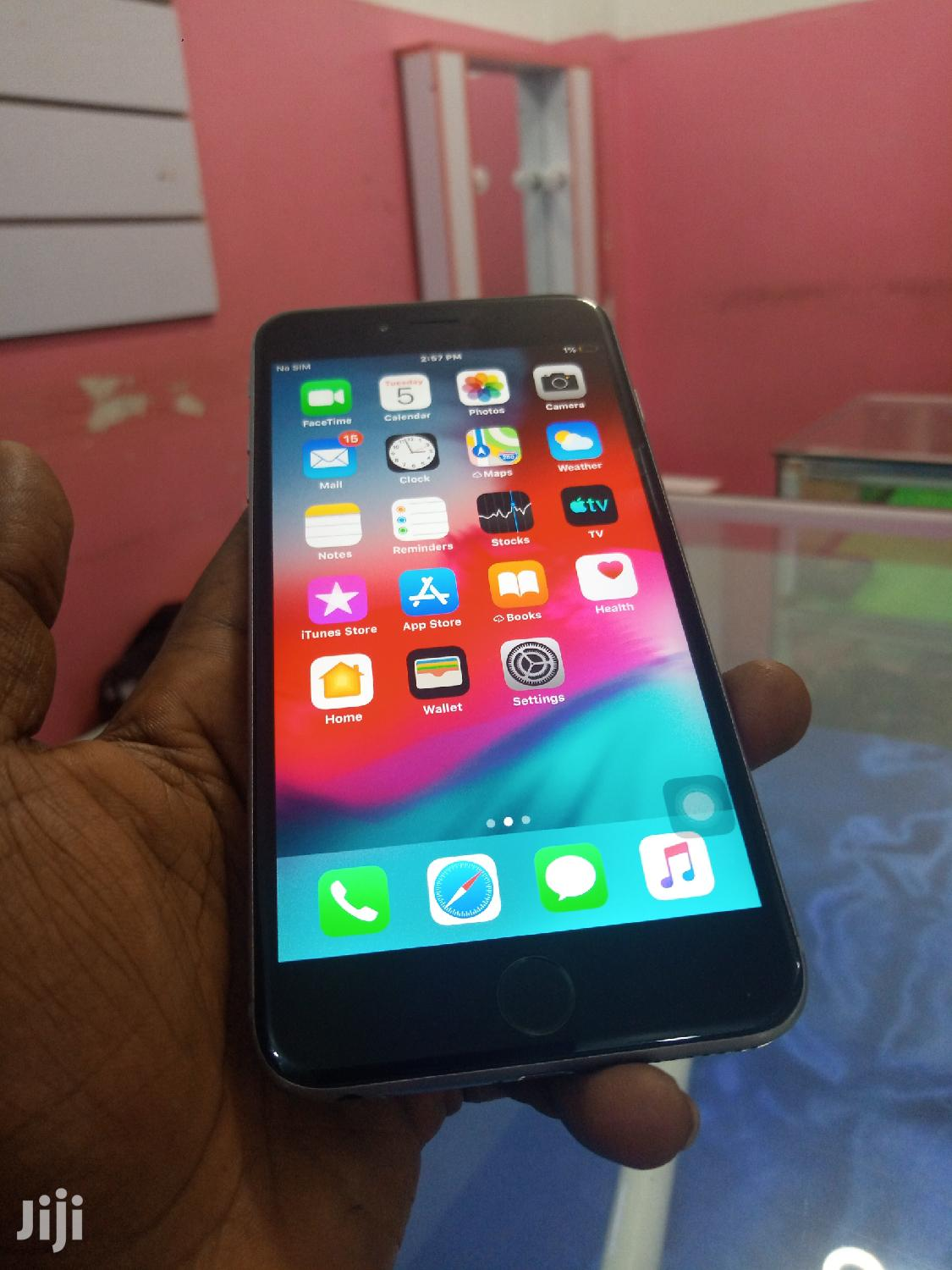 Apple iPhone 6s Plus 128 GB Silver | Mobile Phones for sale in Kampala, Central Region, Uganda