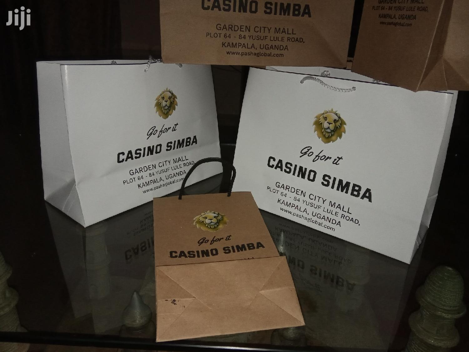 Archive: Customised Packaging Bags
