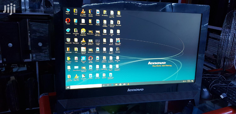 Archive: New Desktop Computer Lenovo 4GB Intel Celeron HDD 500GB