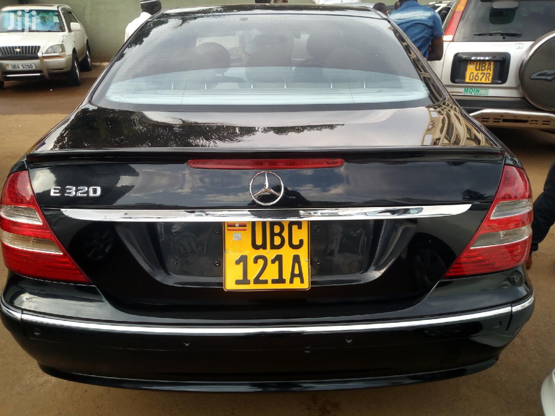 Mercedes-Benz E320 2005 Black | Cars for sale in Kampala, Central Region, Uganda