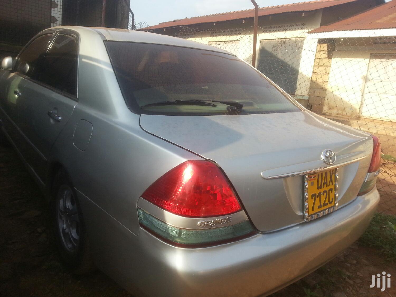 Toyota Mark II 2003 Silver | Cars for sale in Kampala, Central Region, Uganda