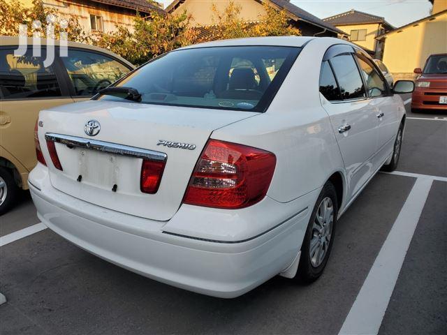 Toyota Premio 2006 White   Cars for sale in Kampala, Central Region, Uganda
