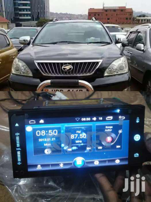 Car Radio Android For Harrier