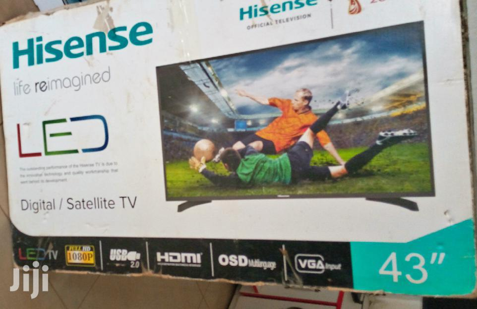 Archive: Hisense Digital Led Tv 43 Inches