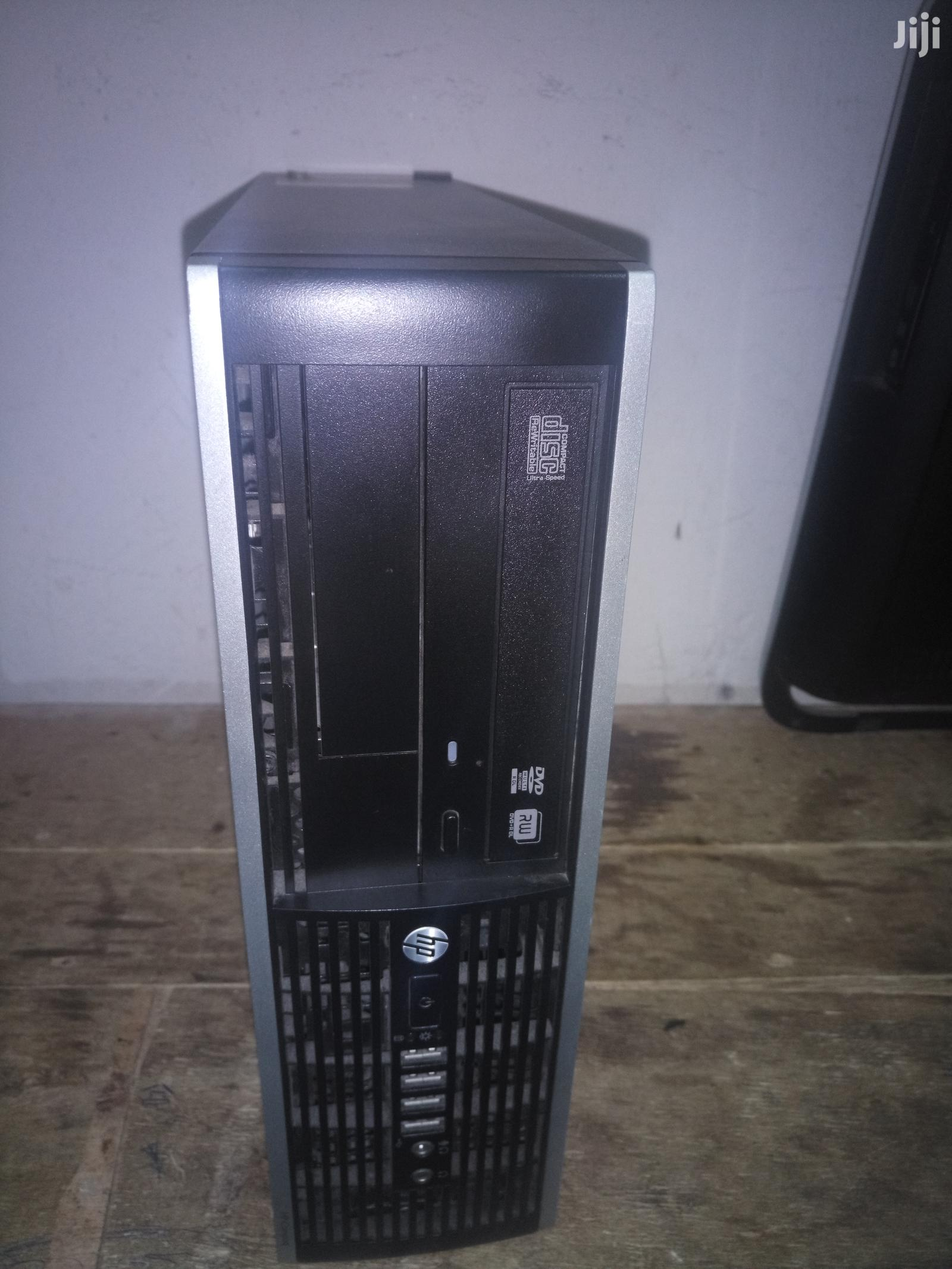 Archive: Desktop Computer HP 2GB Intel Core 2 Duo HDD 250GB