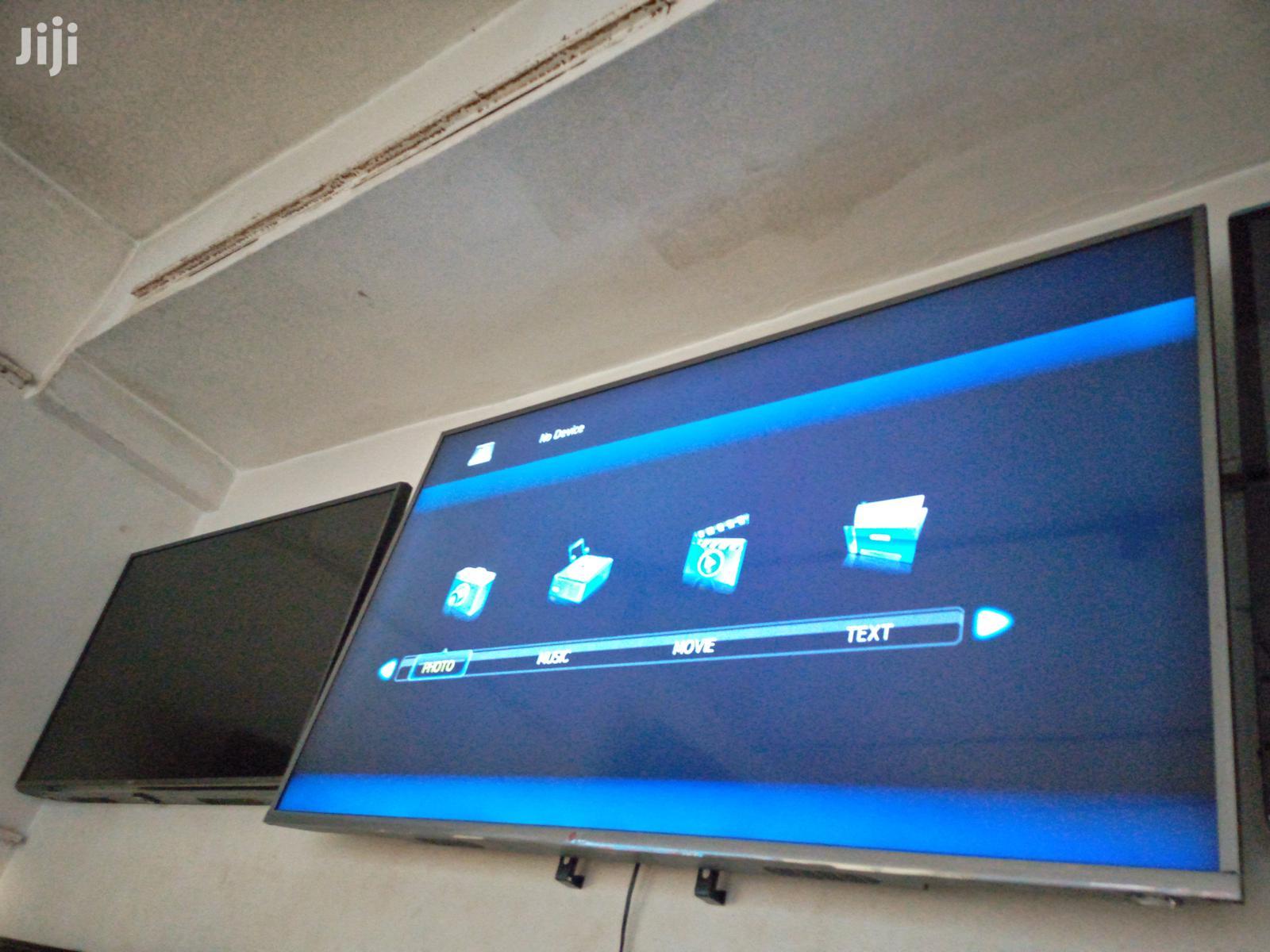 Archive: 55 Inches Led Lg Flat Screen Digital