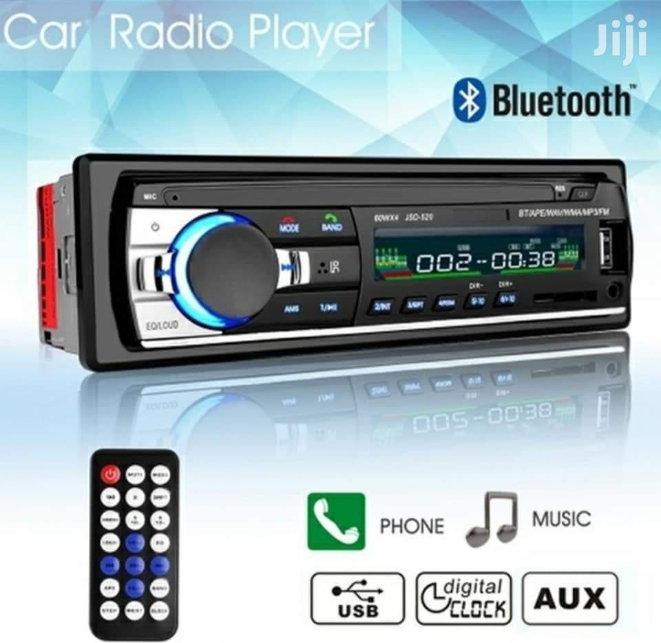 Bluetooth Simple Car Radio*