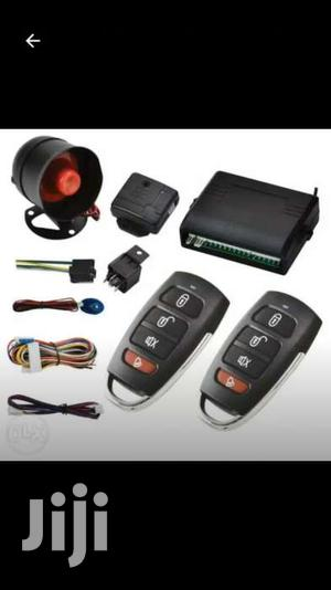 New Universal One-way Car Security Alarm