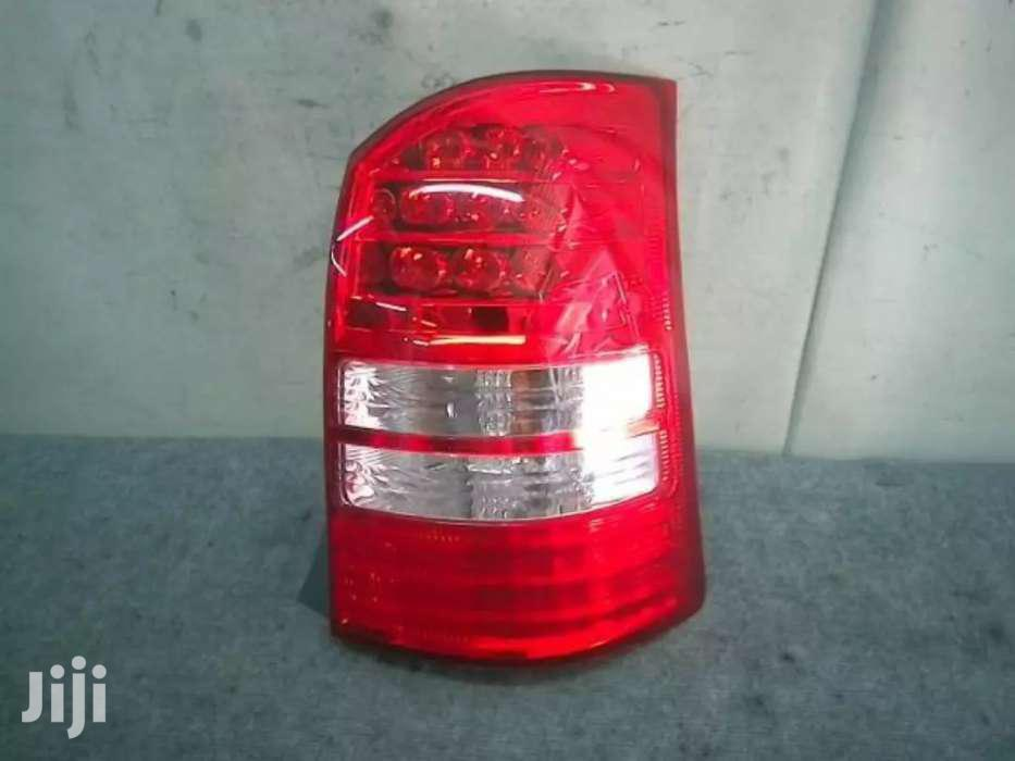 Toyota Wish Rear Light