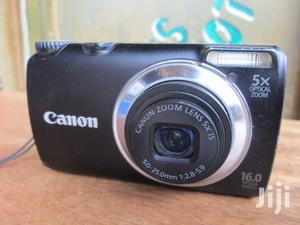 Canon Camera of 5x Optical Zoom With 16 Megapixels | Photo & Video Cameras for sale in Central Region, Kampala