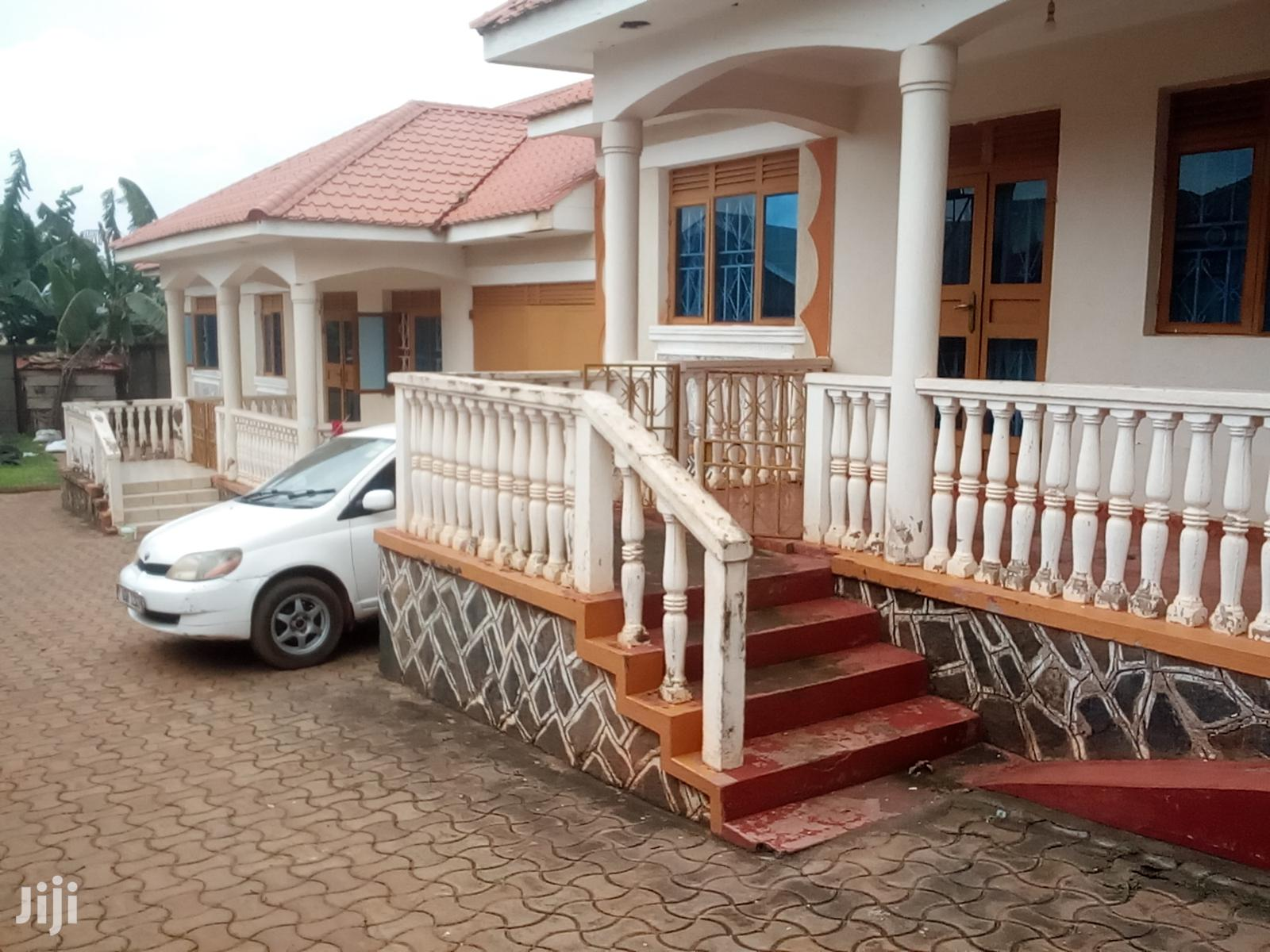 Two Bedroom House In Bukasa Road For Rent