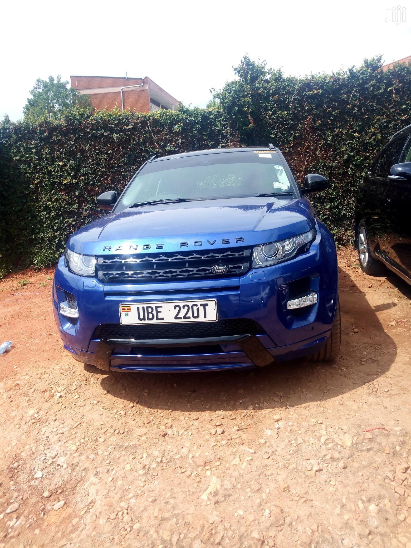 Land Rover Range Rover Vogue 2012 Blue | Cars for sale in Kampala, Central Region, Uganda