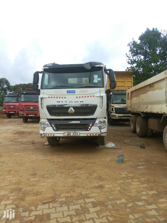 Archive: Sitrak Truck
