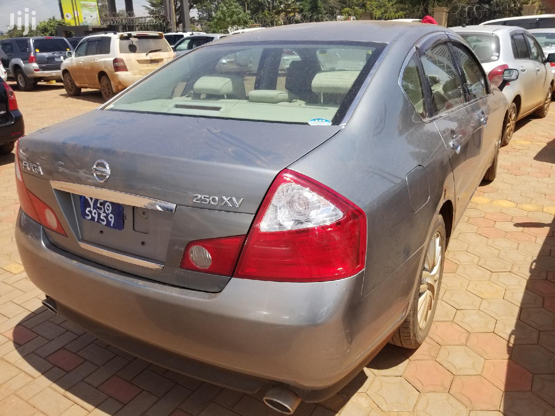 Nissan Fuga 2007 Gray | Cars for sale in Kampala, Central Region, Uganda