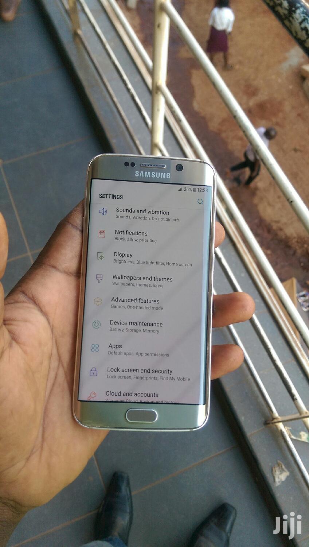 Samsung Galaxy S6 edge 32 GB Gold