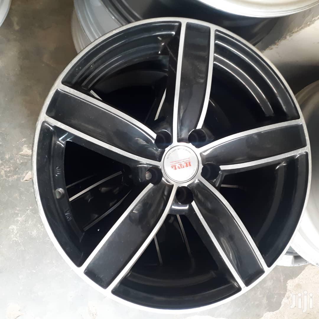 Toyota Wish 16 Size