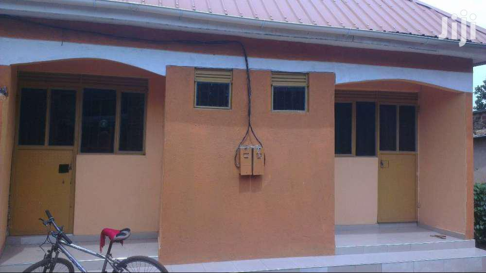 Single Bedroom House In Bweyogerere Along Buto Road For Rent