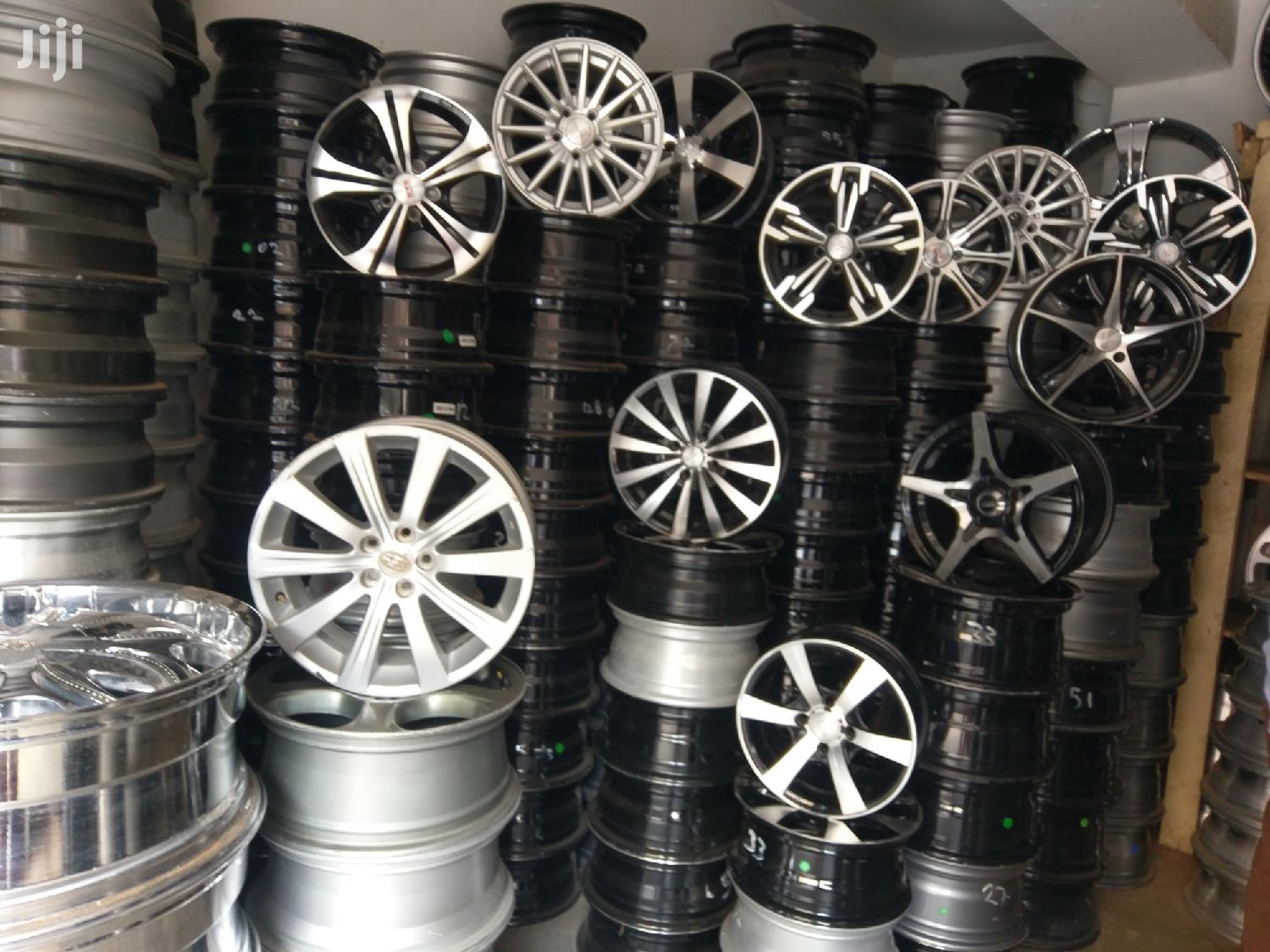 Sport Rims Of All Sizes