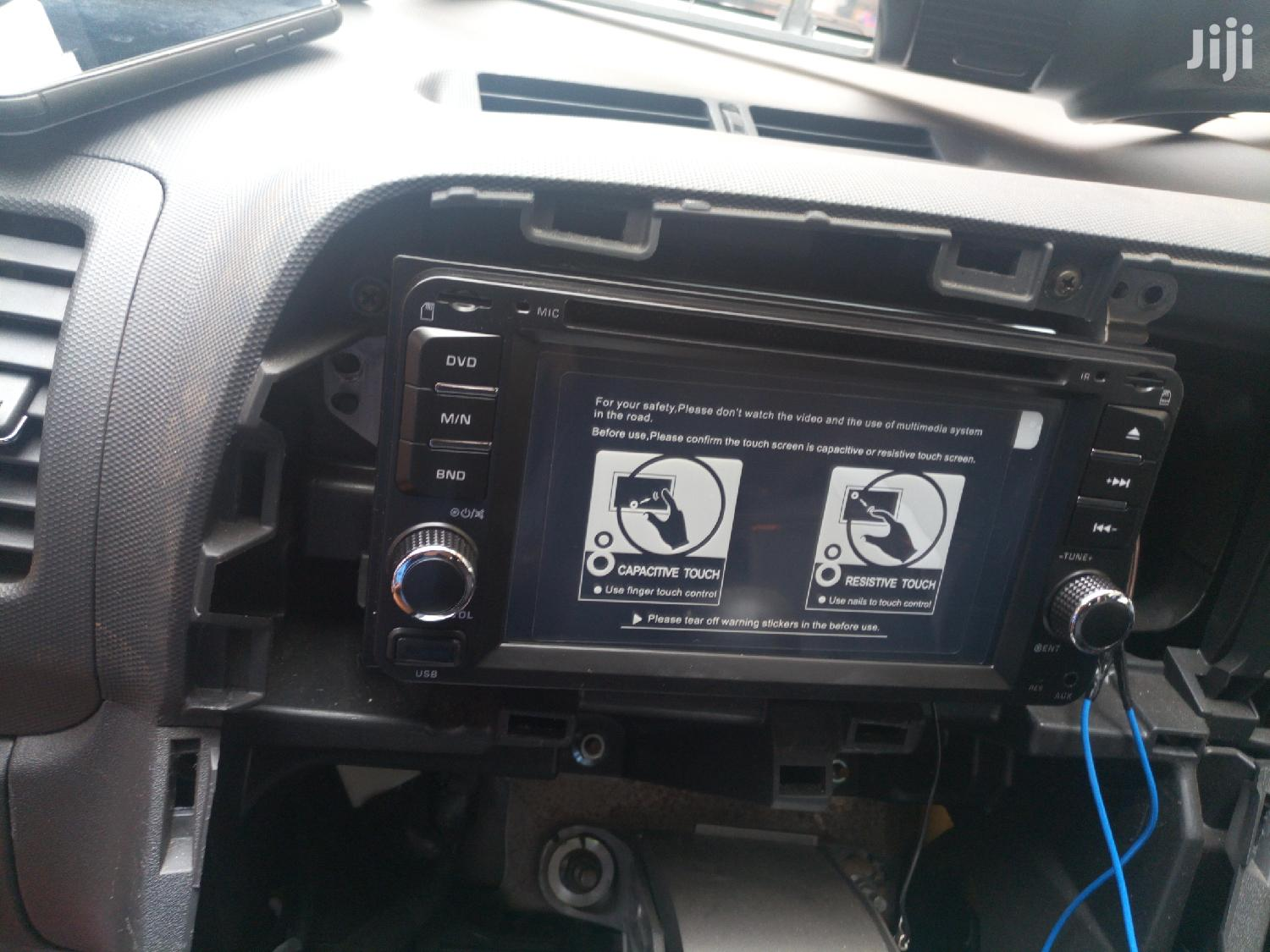 Up Grading To Dvd Car Stereo