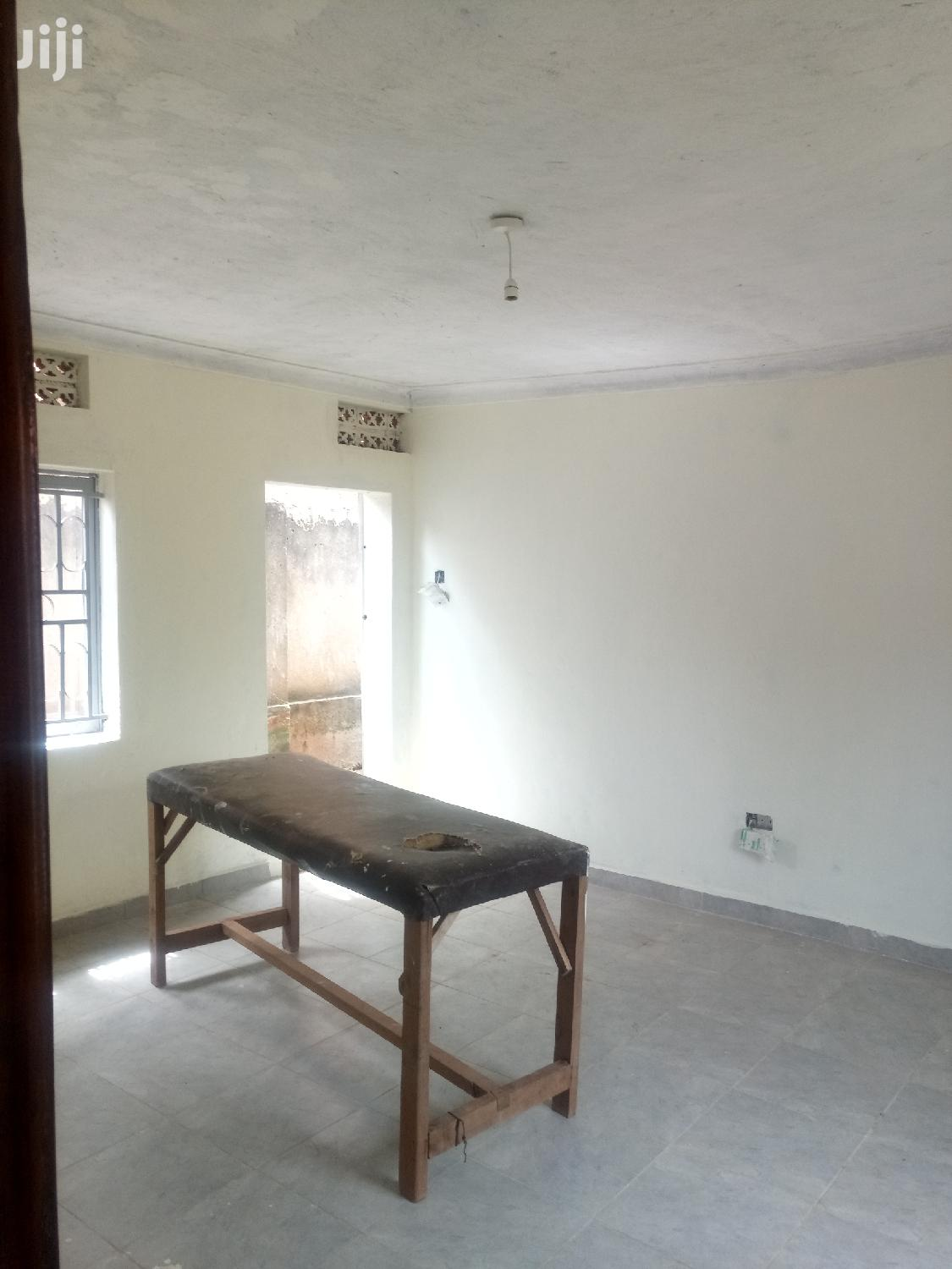 Mutungo Big Single Room House for Rent