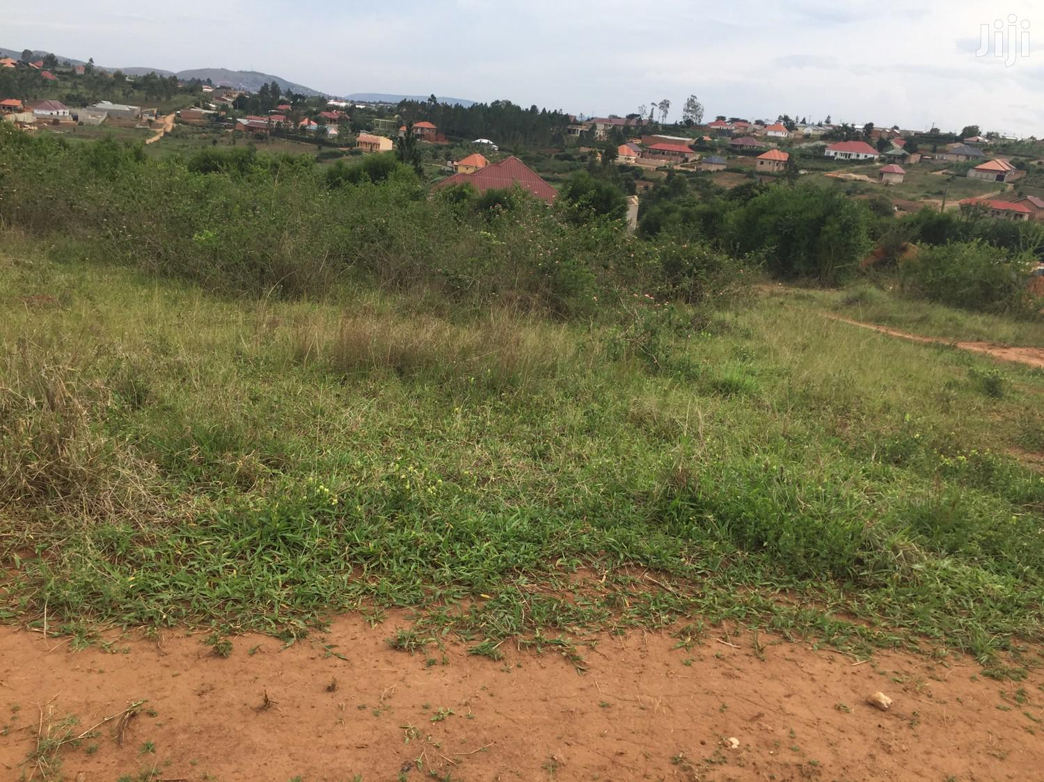 Archive: Land In Kitovu Kajjansi For Sale