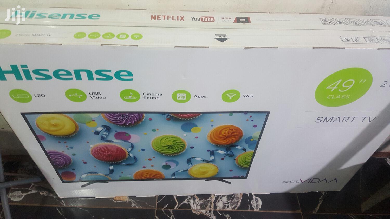 Archive: Hisense SMART 49 Inches