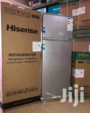 Hisense RD22DR4SA Double Door Refrigerator, 220L - Silver   Kitchen Appliances for sale in Central Region, Kampala