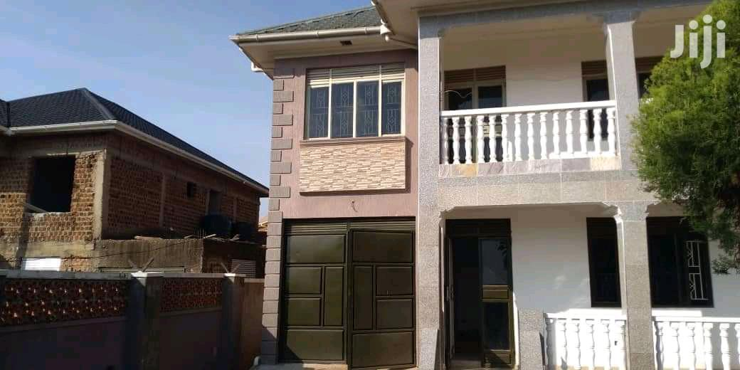Furnished Houses at Bunamwaya Entebbe Road in a Well