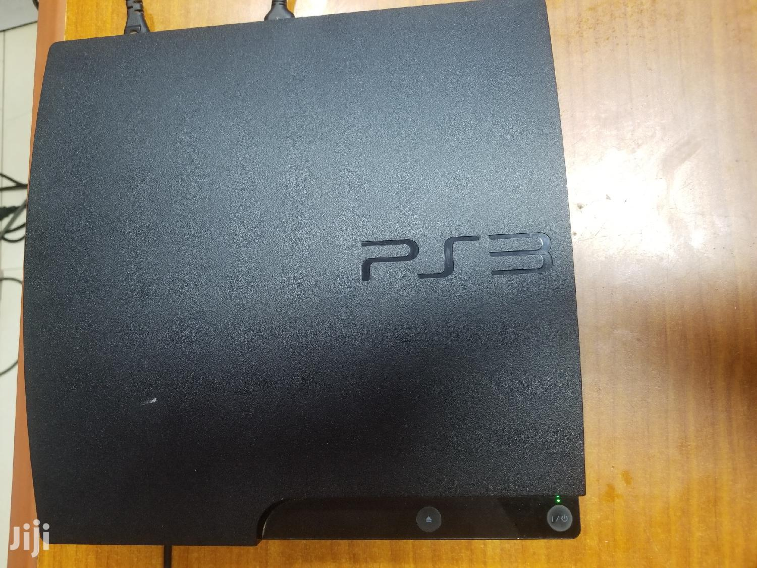 PS3 Slim Chipped   Video Game Consoles for sale in Kampala, Central Region, Uganda