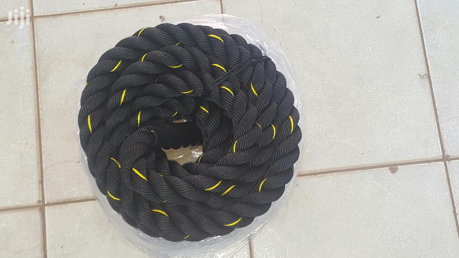 Archive: Battle Rope