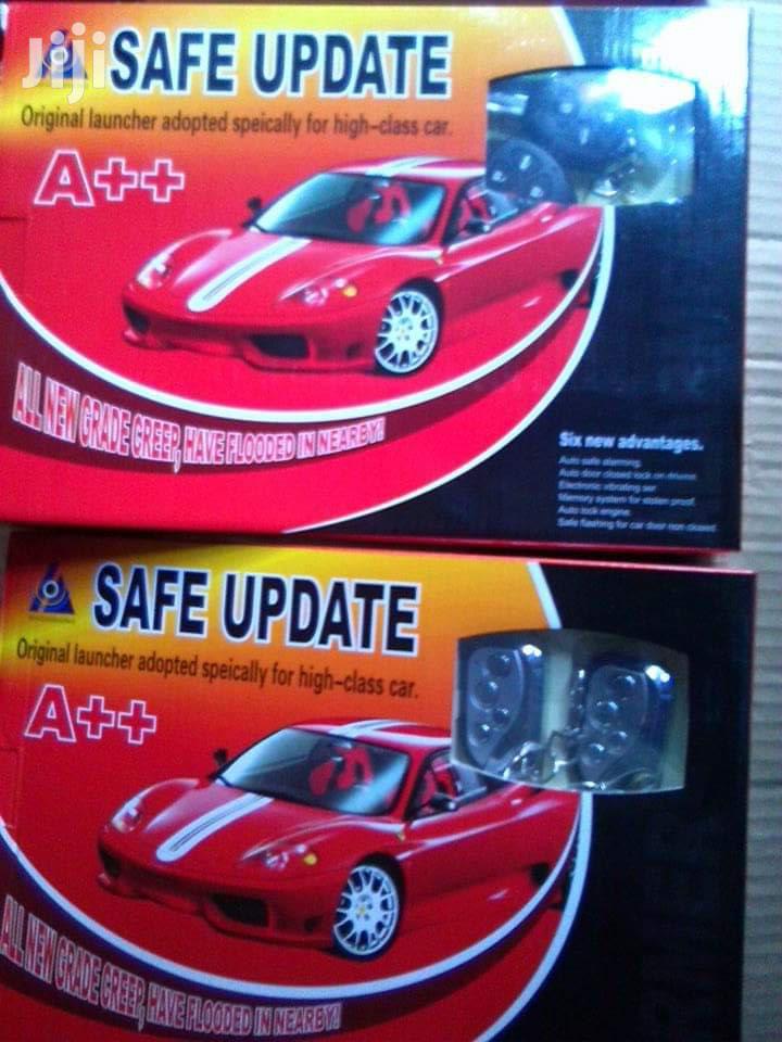 Car Alarms SAFE UPDATE