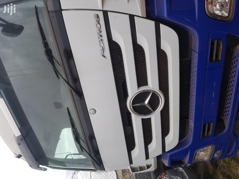 Mercedes Benz Actros Model 2012 White   Trucks & Trailers for sale in Kampala, Central Region, Uganda