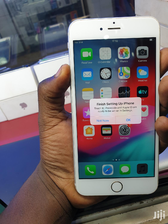 Apple iPhone 6s Plus 64 GB White