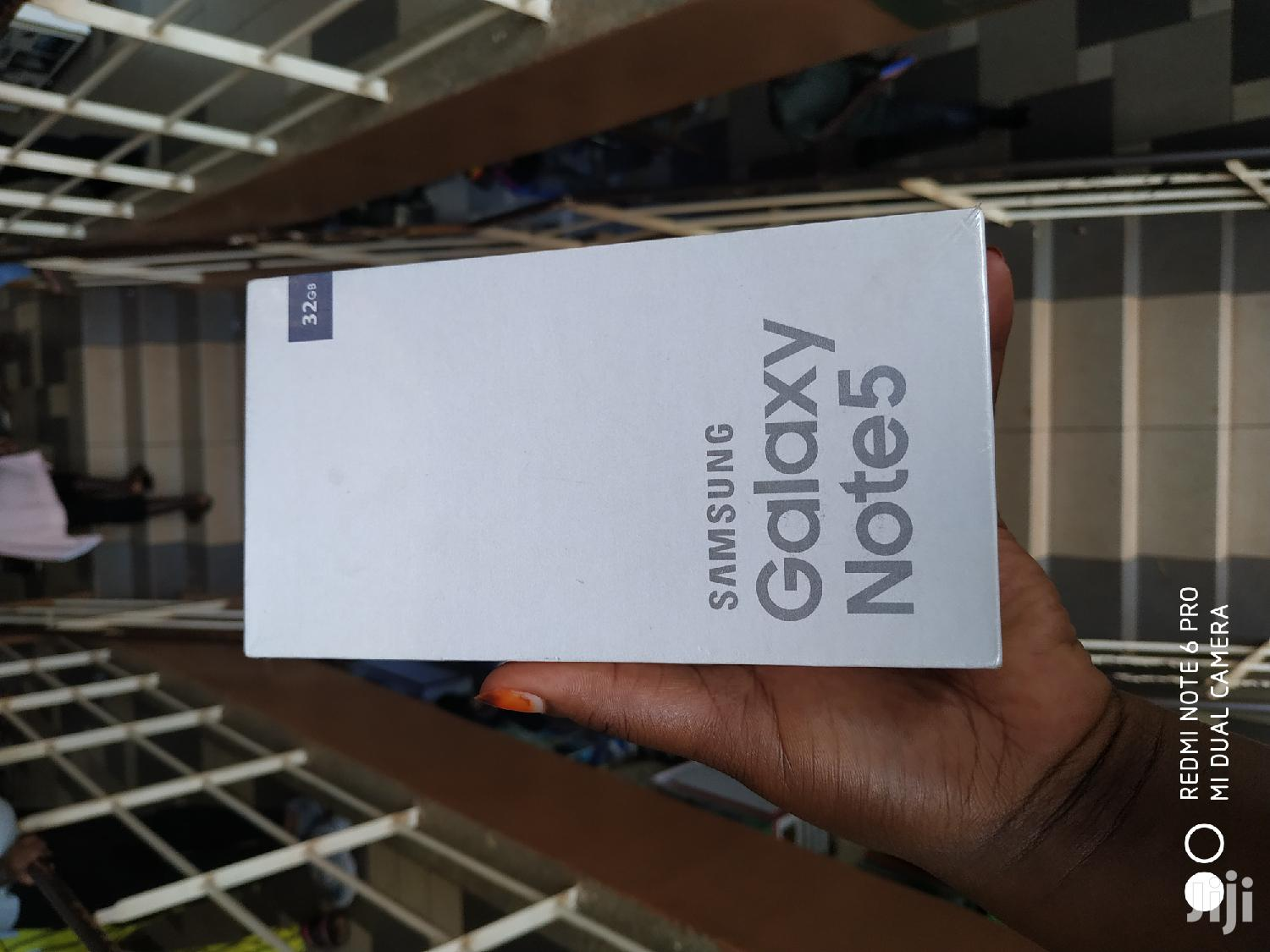 New Samsung Galaxy Note 5 32 GB Black | Mobile Phones for sale in Kampala, Central Region, Uganda