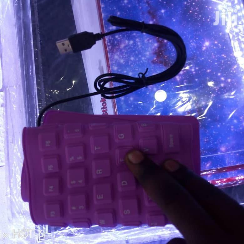 Laptop Keyboard Flexible