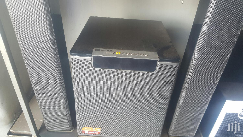 Archive: Sound Bar Professional