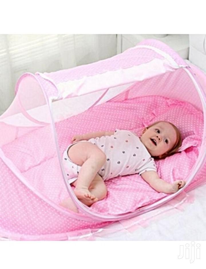 Brand New Baby Net Pink   Children's Gear & Safety for sale in Kampala, Central Region, Uganda