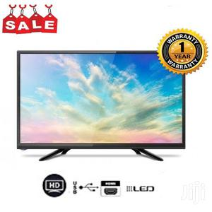 """Goldy 19"""" HD Ready, USB, VGA Ports LED TV – Multi-color 